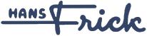 Hans Frick Herrenbekleidung Logo